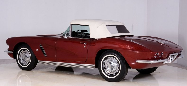 1962 Chevrolet Corvette Image 26