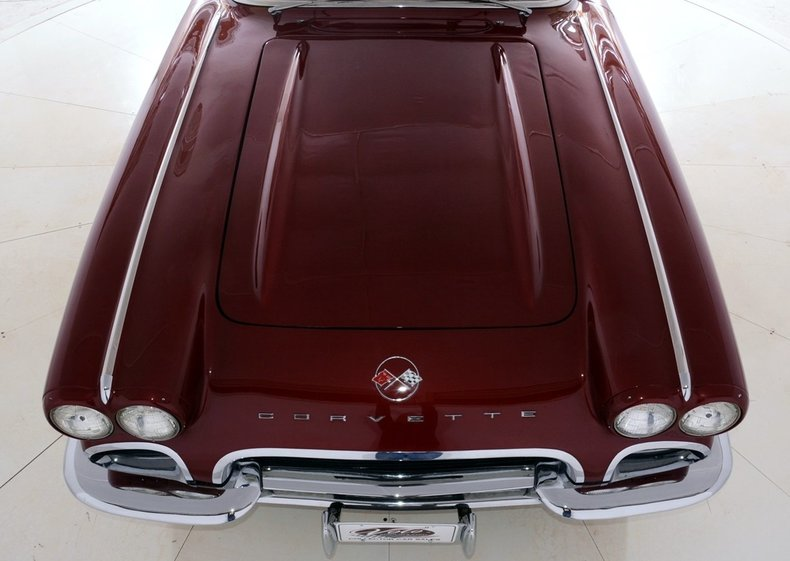1962 Chevrolet Corvette Image 47