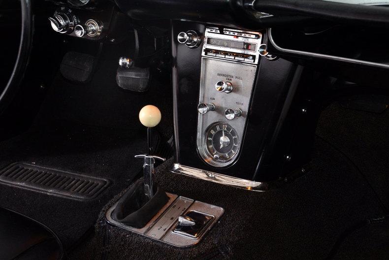 1962 Chevrolet Corvette Image 48