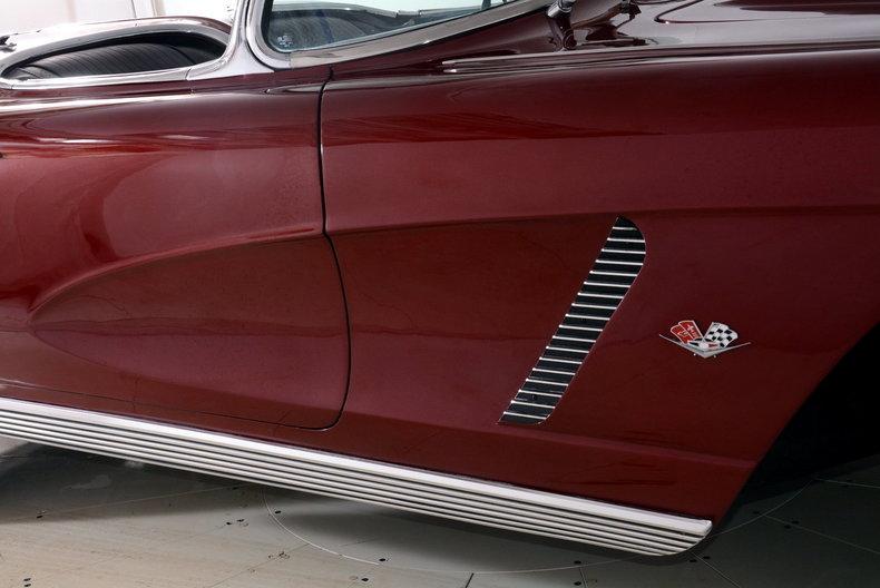 1962 Chevrolet Corvette Image 49