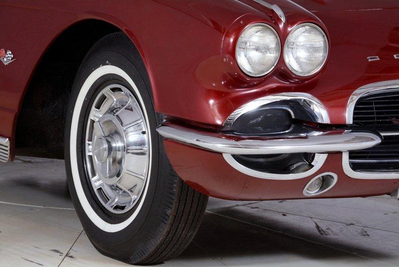 1962 Chevrolet Corvette Image 57