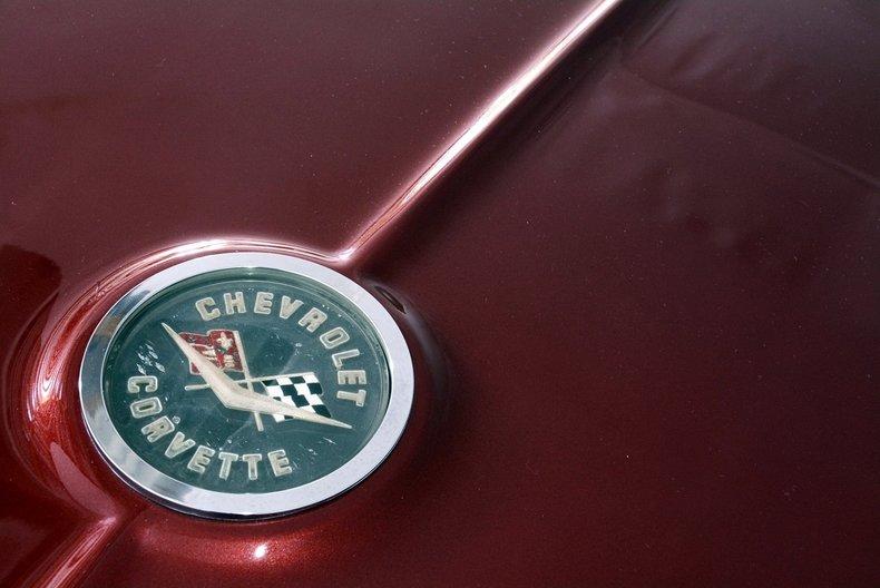 1962 Chevrolet Corvette Image 59