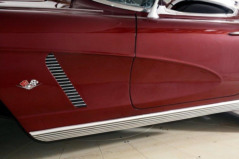 1962 Chevrolet Corvette Image 60