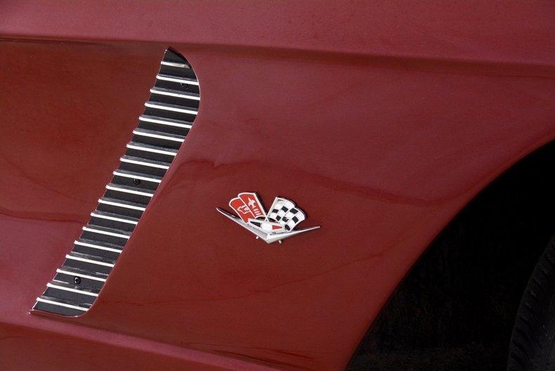 1962 Chevrolet Corvette Image 65