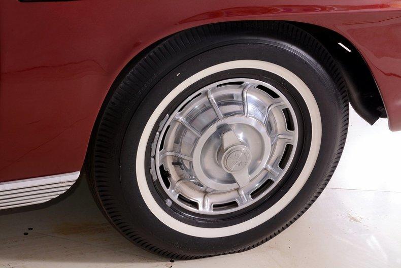 1962 Chevrolet Corvette Image 66
