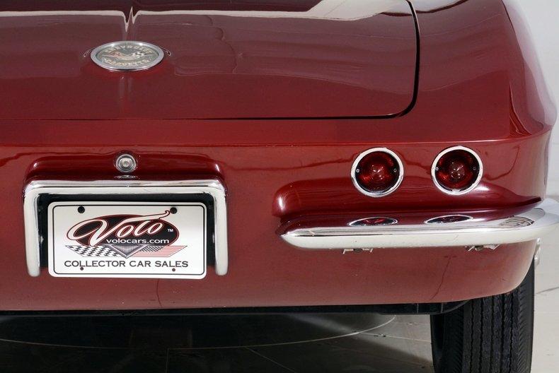 1962 Chevrolet Corvette Image 68