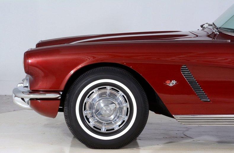 1962 Chevrolet Corvette Image 70