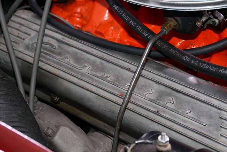 1962 Chevrolet Corvette Image 73