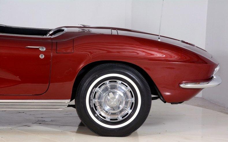 1962 Chevrolet Corvette Image 77
