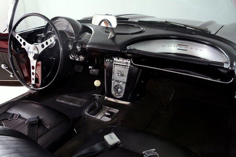 1962 Chevrolet Corvette Image 83