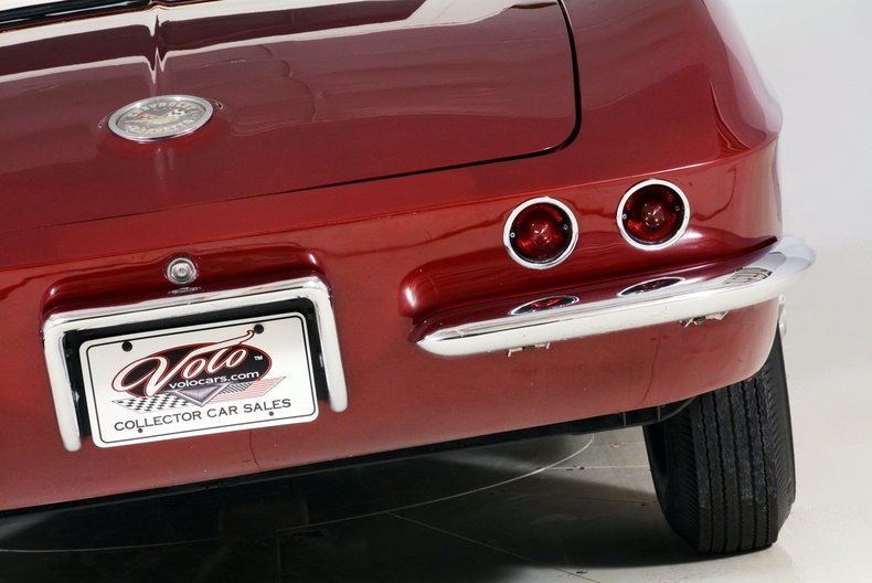 1962 Chevrolet Corvette Image 92