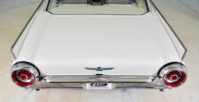 1963 Ford Thunderbird Image 20