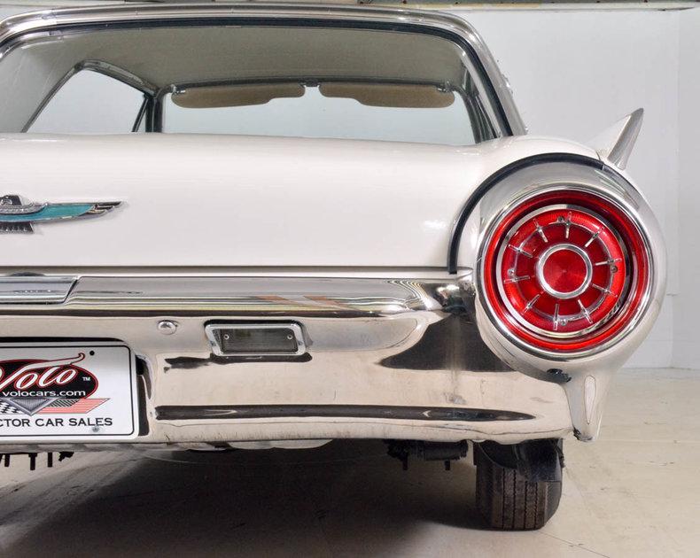 1963 Ford Thunderbird Image 35