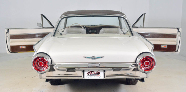 1963 Ford Thunderbird Image 24
