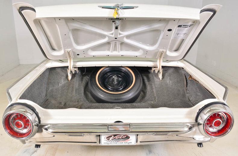 1963 Ford Thunderbird Image 11