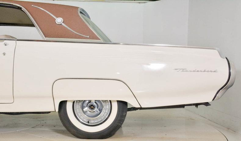 1963 Ford Thunderbird Image 76