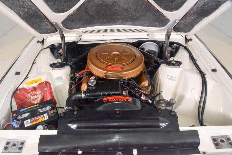 1963 Ford Thunderbird Image 4