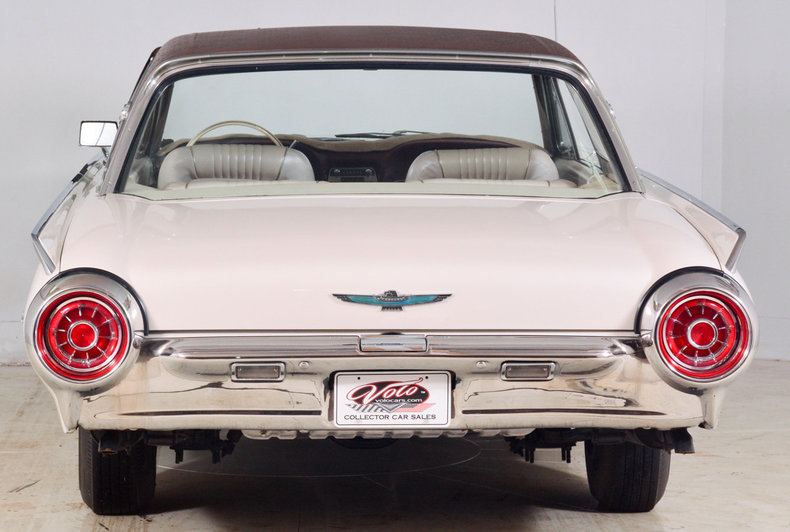 1963 Ford Thunderbird Image 5
