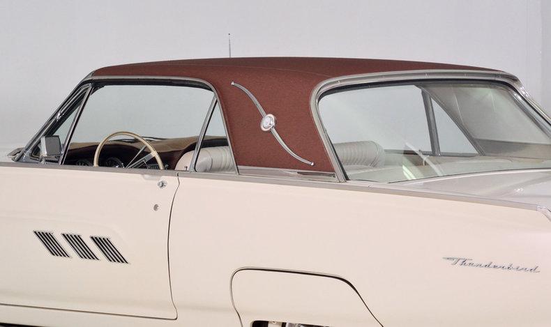 1963 Ford Thunderbird Image 19
