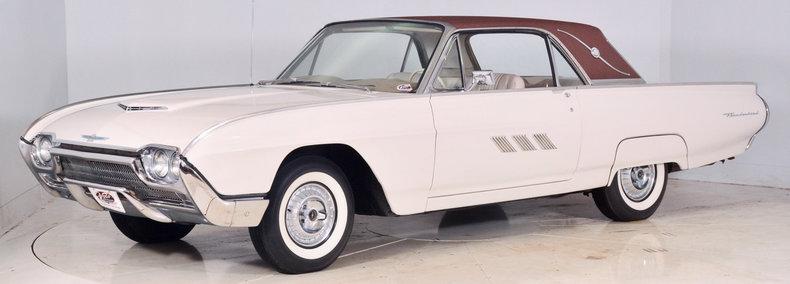 1963 Ford Thunderbird Image 7