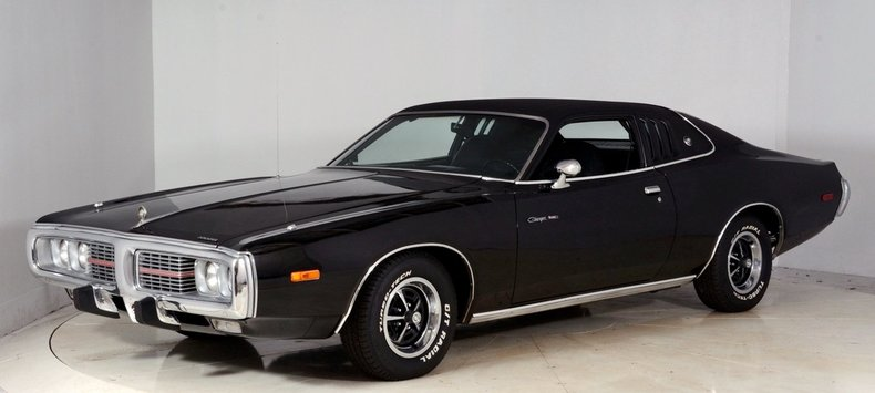 1974 Dodge Charger Image 41