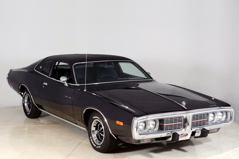 1974 Dodge Charger Image 67