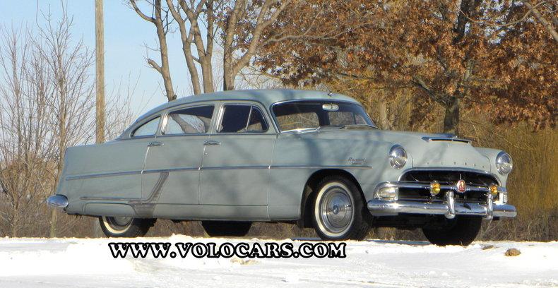 1954 Hudson Hornet Image 1