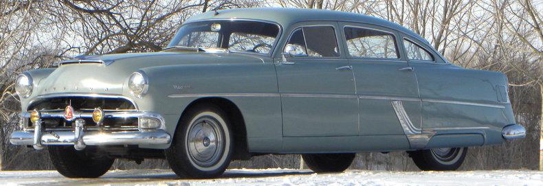 1954 Hudson Hornet Image 3