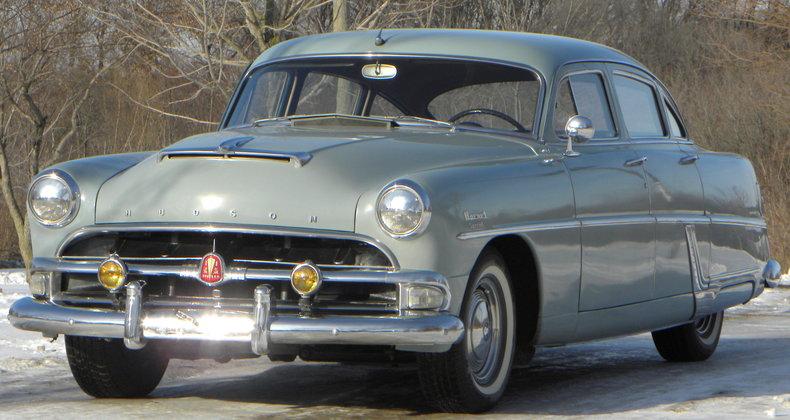 1954 Hudson Hornet Image 4