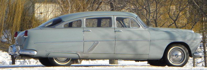 1954 Hudson Hornet Image 6
