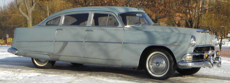 1954 Hudson Hornet Image 7
