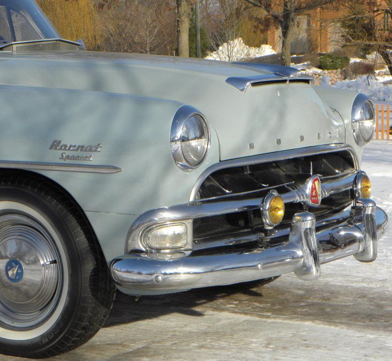 1954 Hudson Hornet Image 8