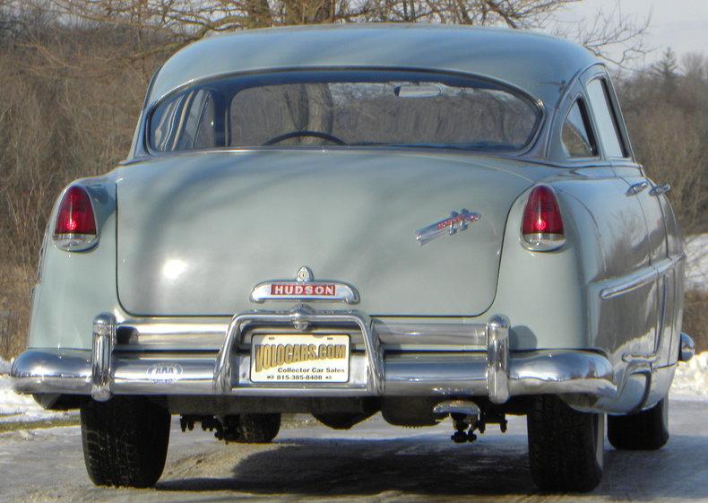 1954 Hudson Hornet Image 23