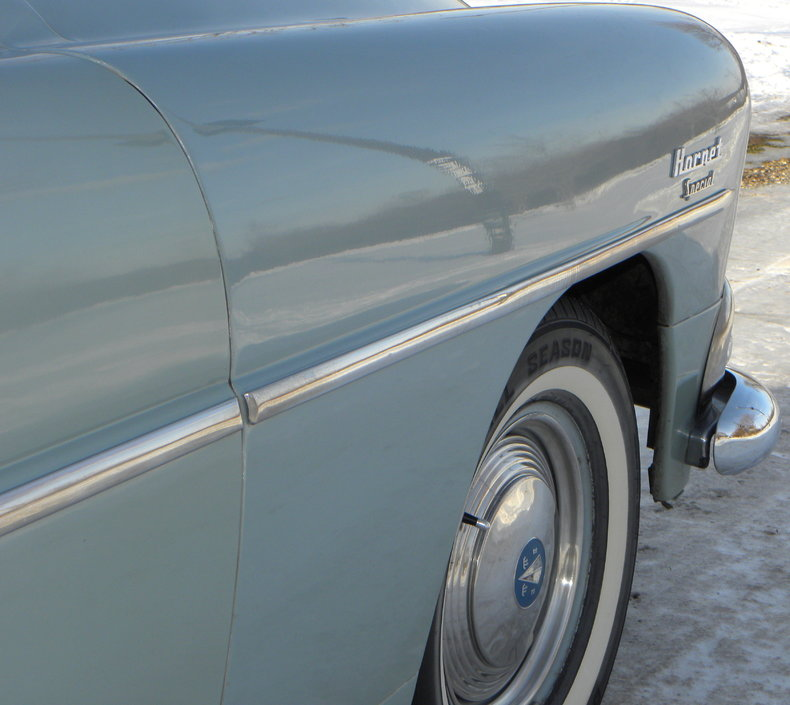 1954 Hudson Hornet Image 35
