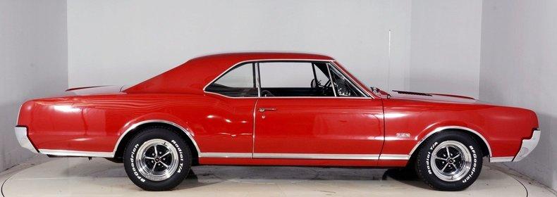 1967 Oldsmobile 442 Image 9