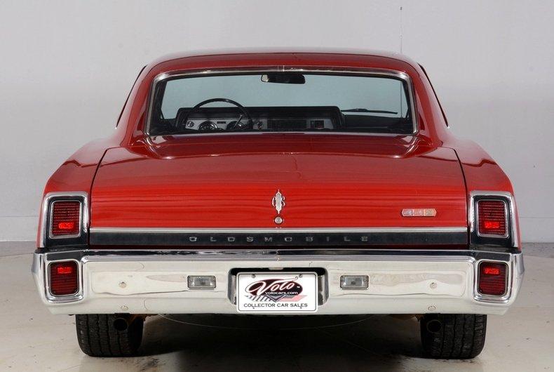 1967 Oldsmobile 442 Image 17