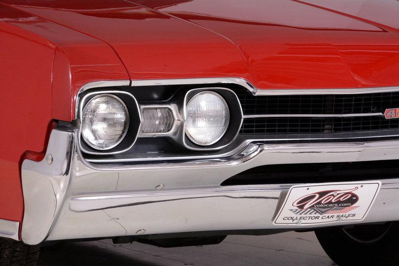 1967 Oldsmobile 442 Image 24