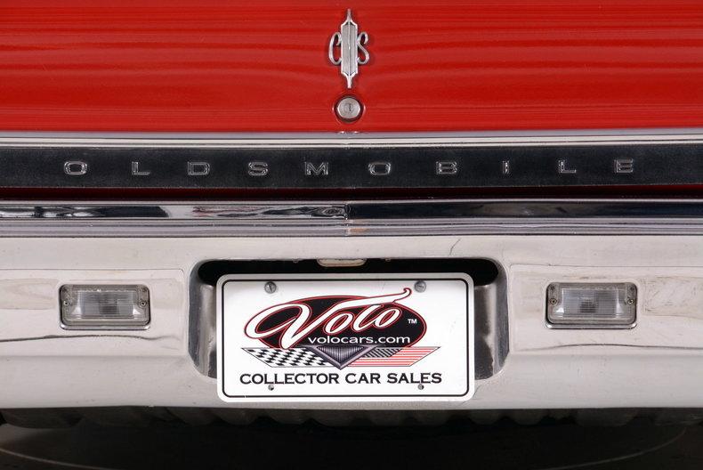 1967 Oldsmobile 442 Image 30