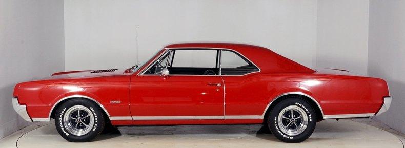 1967 Oldsmobile 442 Image 33