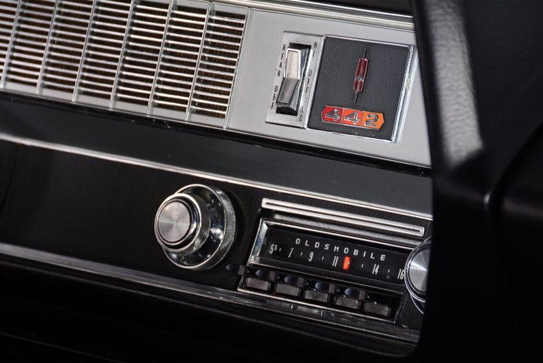 1967 Oldsmobile 442 Image 37