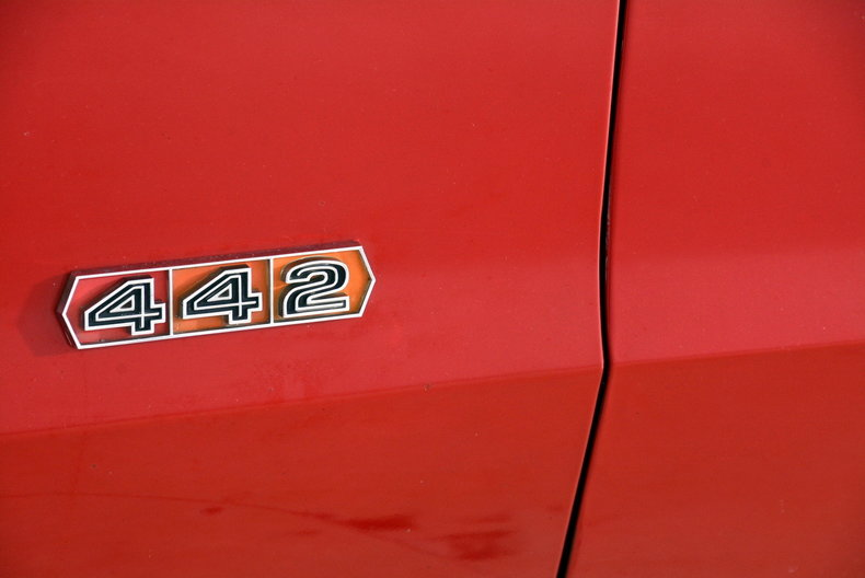1967 Oldsmobile 442 Image 38