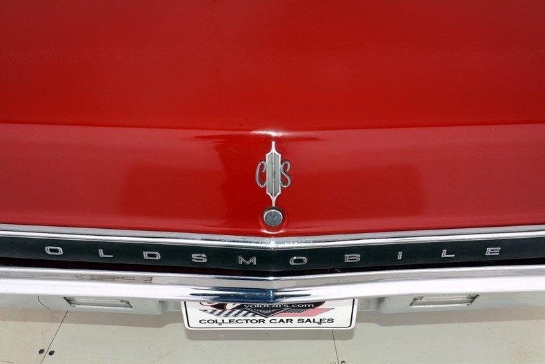 1967 Oldsmobile 442 Image 47
