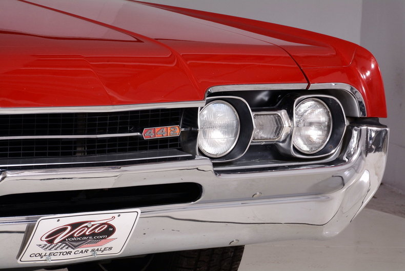 1967 Oldsmobile 442 Image 50