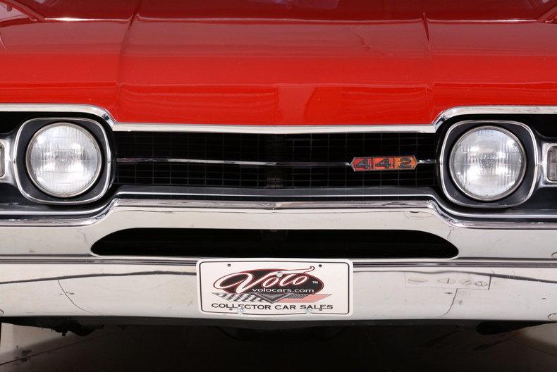 1967 Oldsmobile 442 Image 53