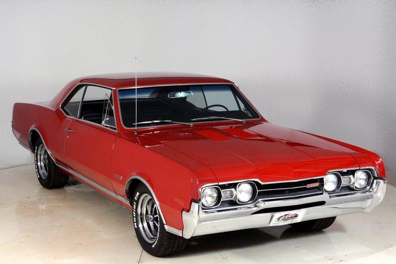 1967 Oldsmobile 442 Image 58