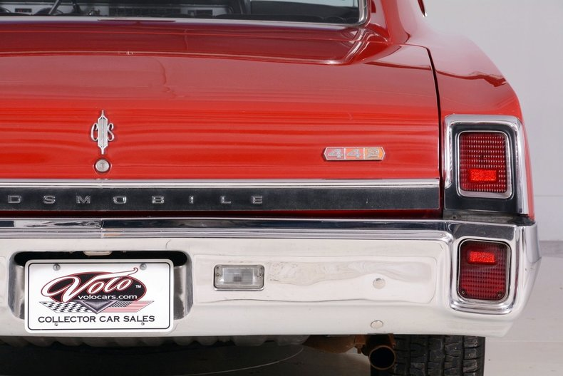 1967 Oldsmobile 442 Image 59