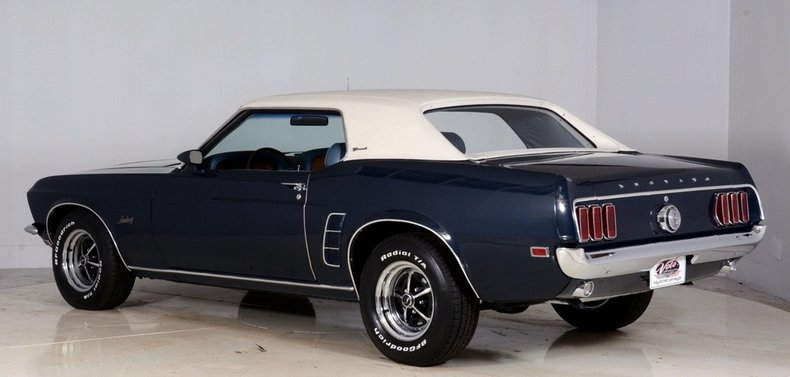 1969 Ford Mustang Image 25