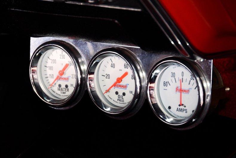 1967 Chevrolet Camaro Image 16