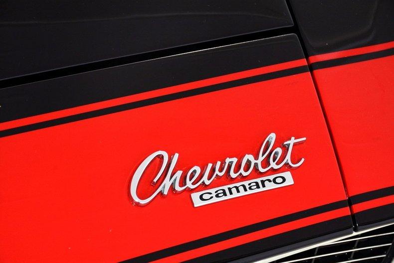 1967 Chevrolet Camaro Image 18
