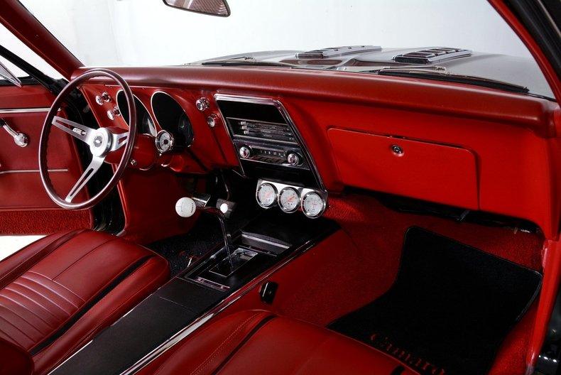 1967 Chevrolet Camaro Image 53